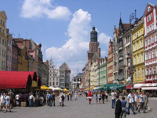 Mercado de Wroclaw
