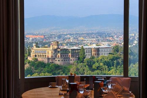 El bosque de Chapultepec, el parque urbano más grande de América