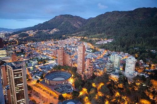 La ciudad de Bogotá, la Atenas sudamericana