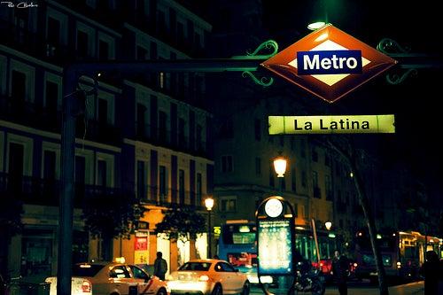 El barrio la Latina, uno de los más castizos de Madrid
