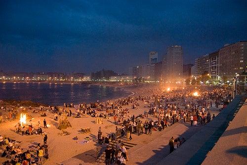 Los mejores lugares de España, para pasar la Noche de San Juan