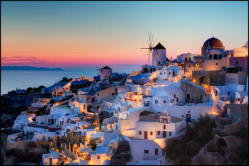 Los pueblos más bonitos de Grecia