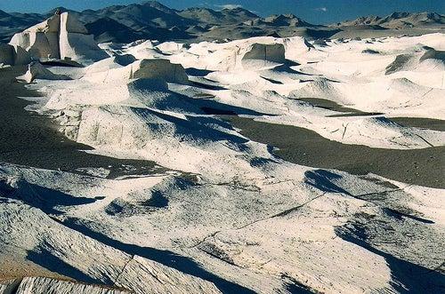 Campo de Piedra Pómez, Catamarca, Argentina
