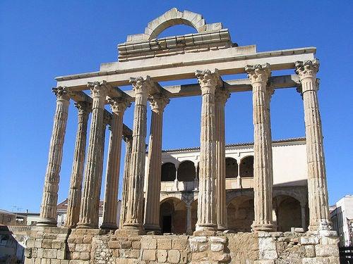 templo-de-diana-merida