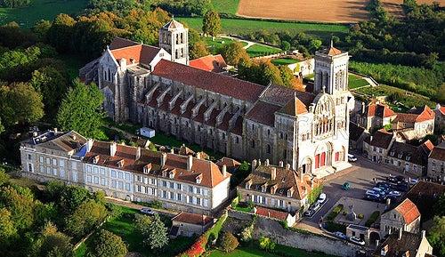abadia maria madalena fontenay