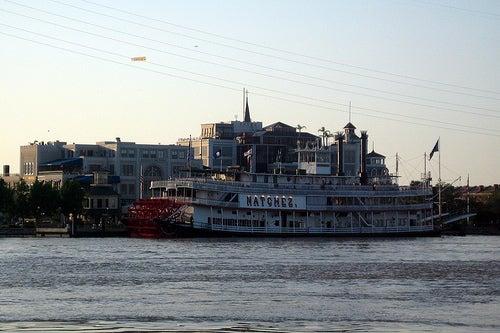 barco de vapor, rio misisipi