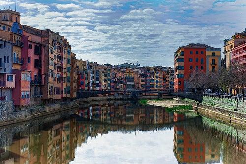 La ciudad de Girona, un lugar con encanto