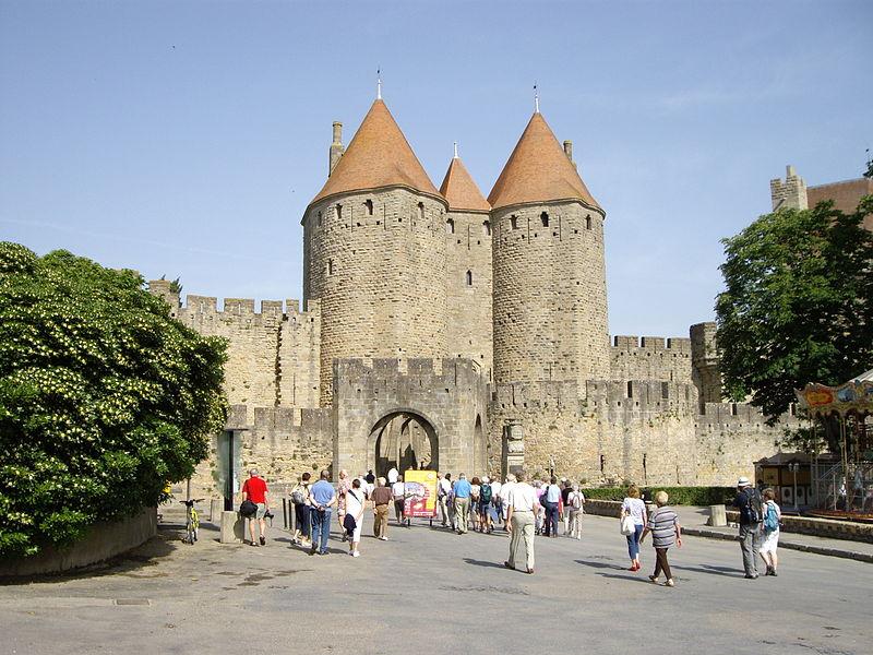 entrada-ciudad-medieval-carcasona
