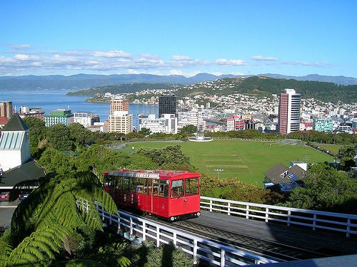 funicular wellington
