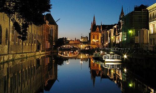 La ciudad de Gante en Bélgica, arte y cultura por todas partes