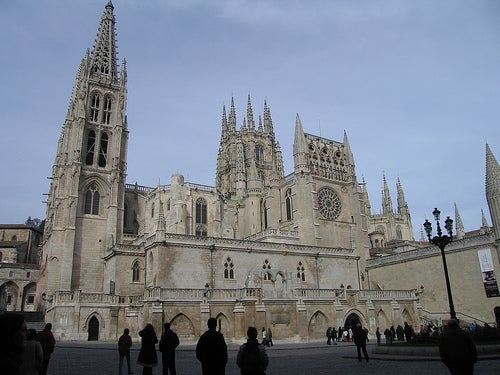 hacer turismo en burgos la catedral
