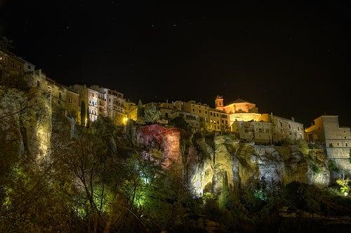 La ciudad de Cuenca, una de las más bonitas de España