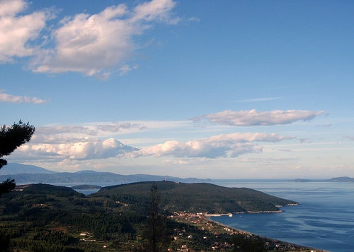 La maravillosa y mágica isla griega de Eubea