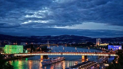 La ciudad de Linz, un pequeño gran rincón de Austria