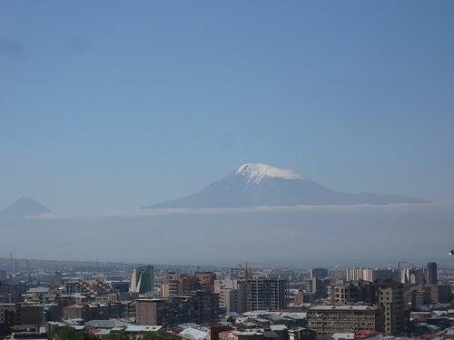 monte ararat-armenia