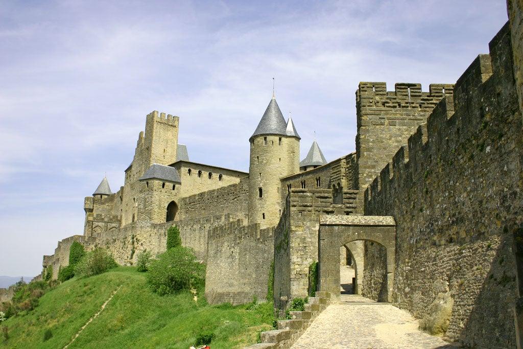 murallas carcasona