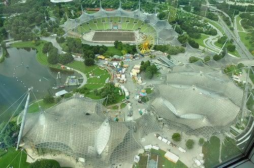 olympiapark ciudad de munich