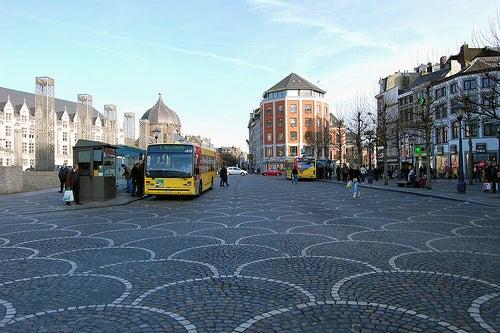 plaza saint lambert lieja