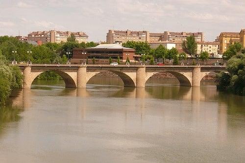 puente de logroño