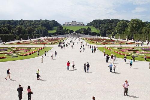 La ruta de los Palacios en Viena