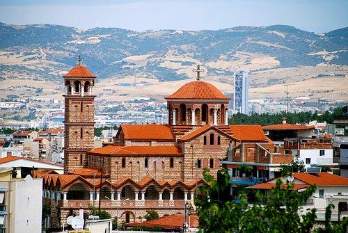 Salónica en Grecia, una ciudad que brilla con luz propia