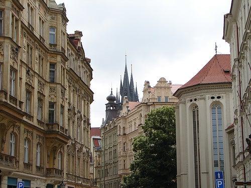 Un interesante recorrido por el barrio judío de Praga