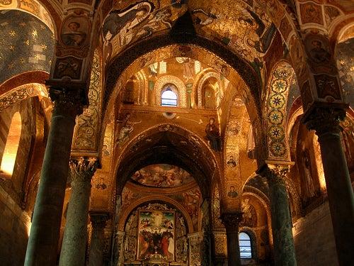capilla palatina ciudad de palermo