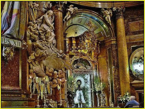 capilla virgen del pilar