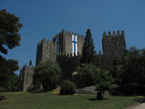 castillo ciudad guimaraes