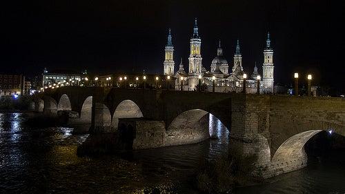 La Catedral del Pilar en Zaragoza, uno de los tesoros de España