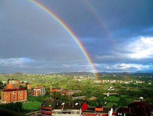 La ciudad de Oviedo, la capital del Principado de Asturias
