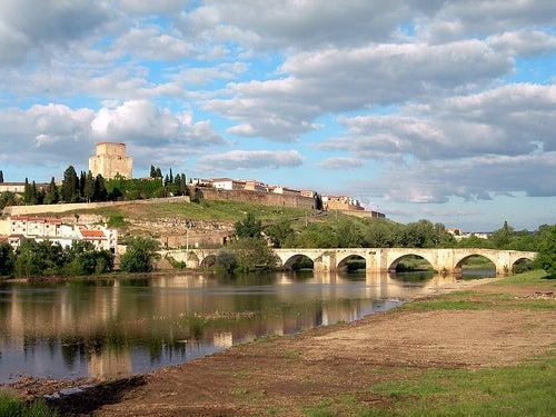 Ciudad Rodrigo en Salamanca, ciudad Antigua, Noble y Leal