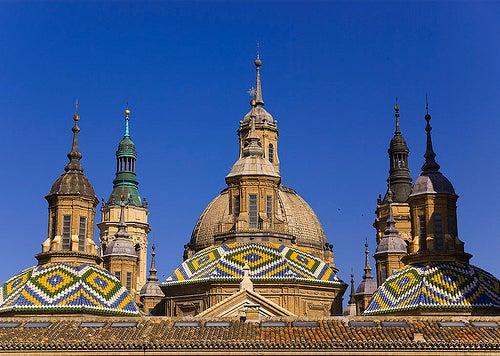 cupulas catedral del pilar