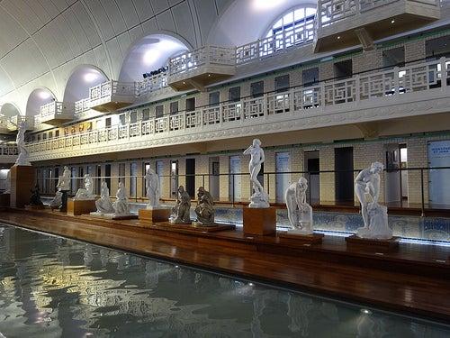 esculturas piscina roubaix