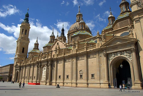 fachada catedral del pilar