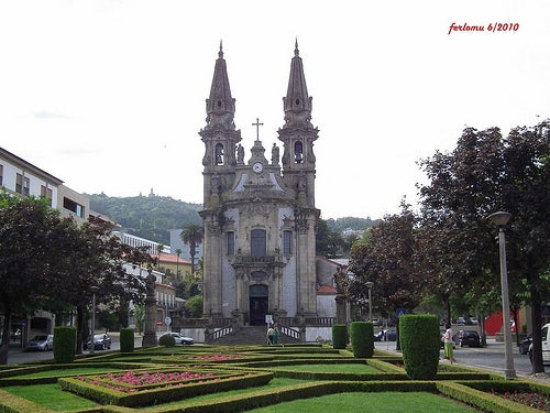 Guimaraes Portugal Dos Santos Passos