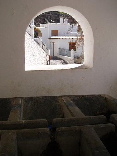 lavaderos arabes pampaneira en granada