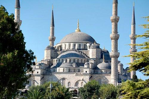 Santa Sofía y la Mezquita Azul, dos símbolos de la ciudad de Estambul