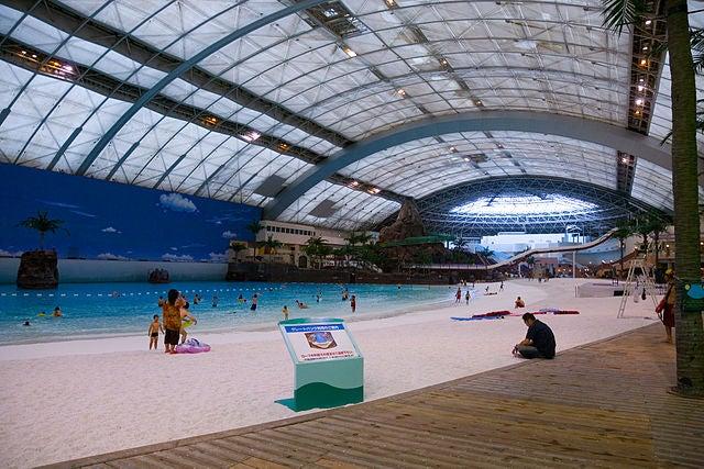 Las playas artificiales más espectaculares del mundo