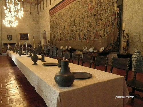 Guimaraes Portugal palacio duques de Braganza-6