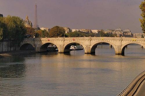 puente nuevo paris