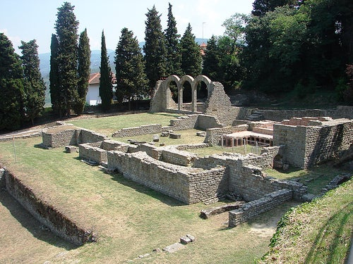 restos romanos fiesole