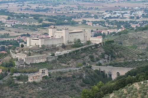 Descubre Spoleto en Italia, te va a sorprender