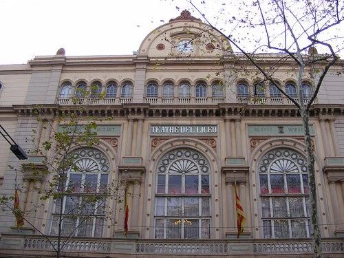 Ramblas - Teatre del Liceo