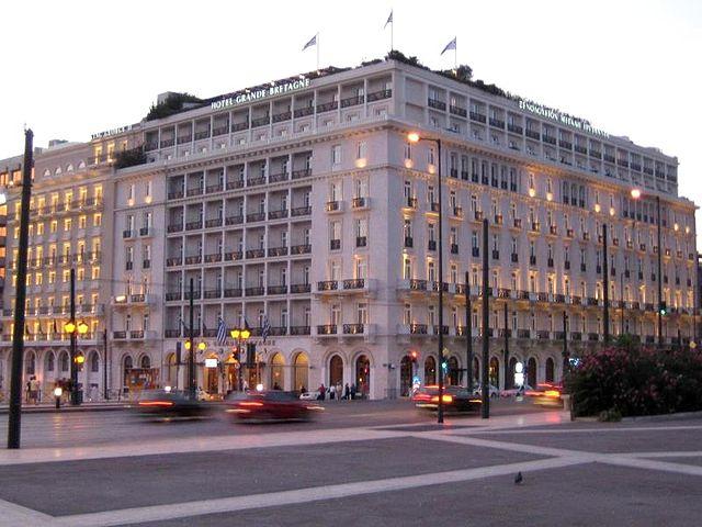 gran hotel bretagne
