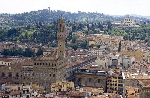 Las plazas más bonitas de Florencia