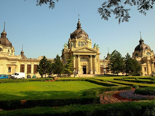 Budapest la Ciudad de Balnearios, la capital mundial de las aguas termales