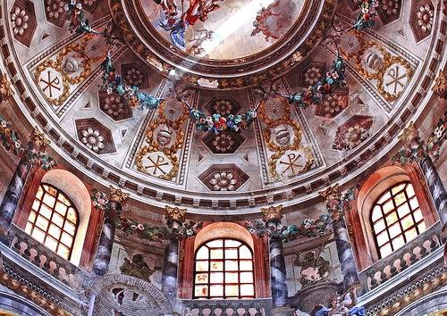 basilica san vital en ravena