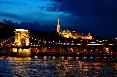 Las dos calles más importantes de Budapest