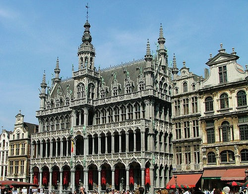 casa del rey grand place bruselas